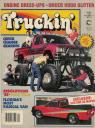 April 1985 Truckin Magazine Cover