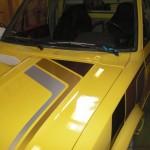 toyota sr5 longbox 4x4 yellow