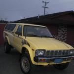yellow toyota 48s