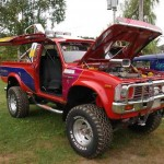 1981 Toyota Custom 4x4 Truck Pickup