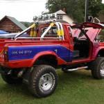 1981 Toyota Custom 4x4 pickup truck
