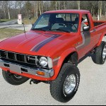 260th Toyota pickup 4wd