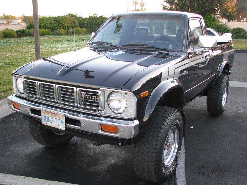 4×4»Toyota Trucks! » 1981 Toyota 4×4 SR5 pickup on Ebay