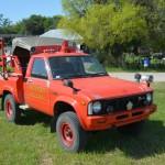 1980 Toyota firetruck
